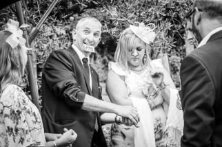 Birmingham Wedding Magician Owen Strickland at Moxhull Hall