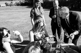 Bordesley Park Magician Owen Strickland