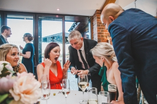 Aston Marina Wedding Magician Owen Strickland