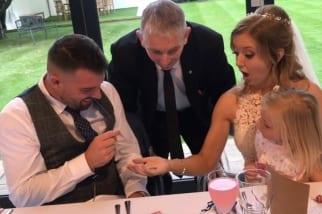Wedding Magician Owen Strickland