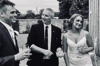Warwickshire Wedding Magician Owen Strickland