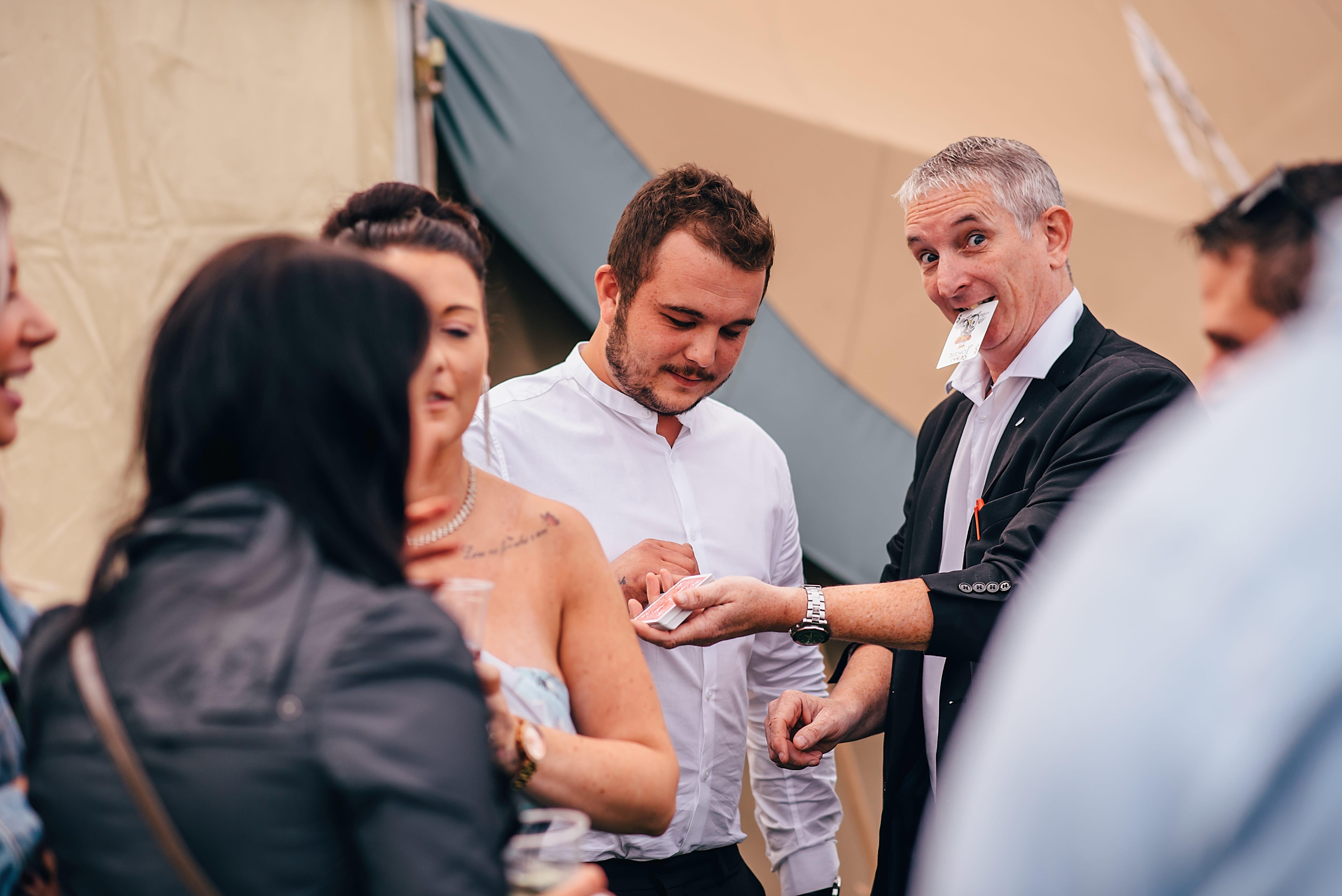 Magician, New Hall Magician, The Belfry Magician, Staffordshire Wedding Magician, Warwickshire Wedding Magician, Worcestershire Wedding Magician, Owen Strickland Magic, Wedding Magic, Birmingham Corporate Magician