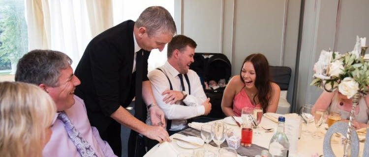 Coombe Abbey Magic with Warwickshire Magician Owen Strickland