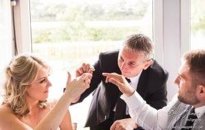 Staffordshire Wedding Magician at Alrewas Hayes