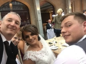 Hampton Manor Wedding Magic with Warwickshire Magician Owen Strickland