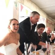 Warwickshire Wedding Magician at Moxhull Hall