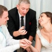Birtsmorton Court Wedding Magician Owen Strickland
