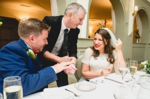 Botanical Gardens Birmingham Wedding Magician Owen Strickland