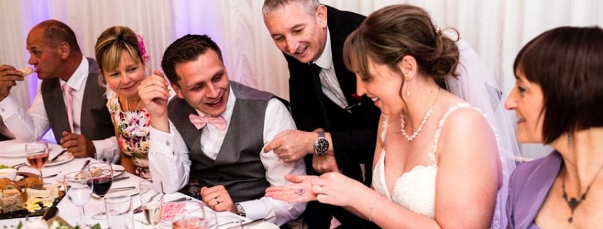 Warwickshire Wedding Magician Owen Strickland Ashton Lodge