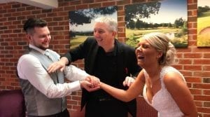 Shropshire Golf Centre Wedding Magic Owen Strickland