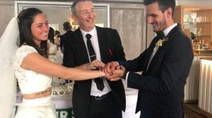 Worcestershire Wedding Magician Owen Strickland