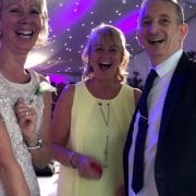 Wedding Magician Owen Strickland at Alrewas Hayes