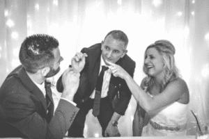 Warwickshire Wedding Magician Owen Strickland at Holiday Inn