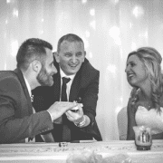 Warwickshire Wedding Magician Owen Strickland at Holiday Inn