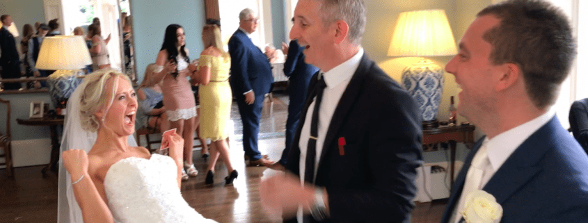 Stafforshire Wedding Magician Owen Strickland