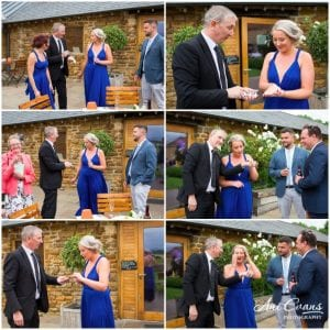 Award Winning Magician at Dodford Manor Wedding