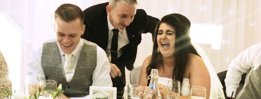 Staffordshire Wedding Magician Drayton Manor