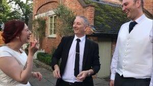 Shustoke Farm Barns Magic with Warwickshire Magician Owen Strickland
