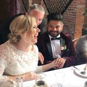 Warwickshire Wedding Magician Owen Strickland Shustoke Barns
