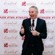 The 2018 Wedding Industry Awards West Midlands Regional Winner Owen Strickland