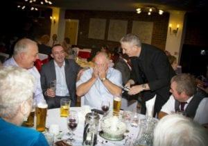 Staffordshire Magician Owen Strickland Wedding Staffordshire Golf Club