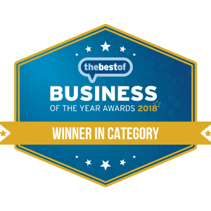 Business of the Year Winner 2018