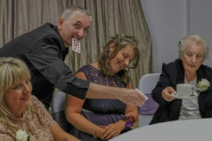 Walsall Magician Owen Strickland at Barons Court Hotel