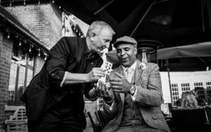 Birmingham Wedding Magician Owen Strickland at Nuthurst Grange