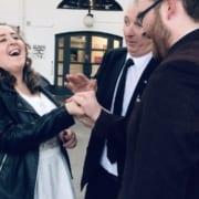 Bond Agency Wedding Magic